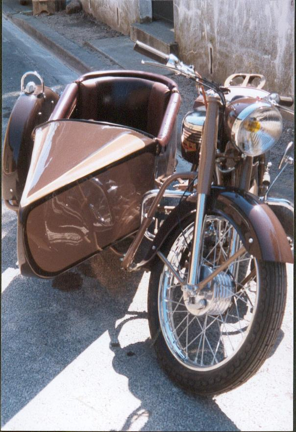 Side Car Fabrication