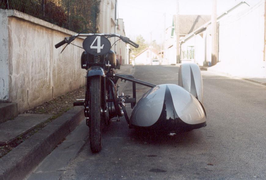 moto jouvence cath gorie side cars basset de course. Black Bedroom Furniture Sets. Home Design Ideas