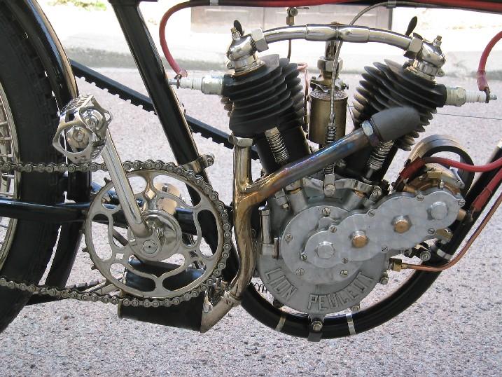 moto jouvence les moteurs moteur de peugeot type md2 de 1913. Black Bedroom Furniture Sets. Home Design Ideas
