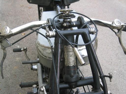 moto jouvence fabrication de pi 232 ces terrot 500 cc nss fabrication de partie de cadre par